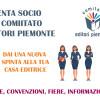 Il Comitato Editori Piemonte apre al tesseramento per il nuovo anno