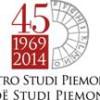 Appuntamenti di ottobre del Centro Studi Piemontesi